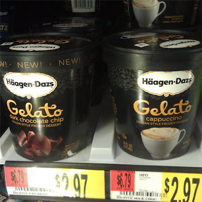 News Haagen-Dazs Introduces New Gelato
