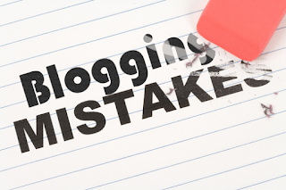 4 Common Mistakes Beginner Bloggers Make