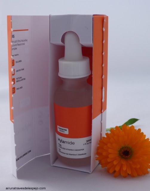 booster hylamide c25 vitaminas