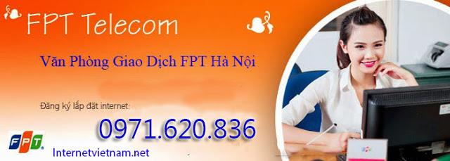 Lắp Mạng Internet FPT Phường Quảng An