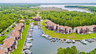 Sailboat Bay Resort Condominium For Sale, Gulf Shores Alabama