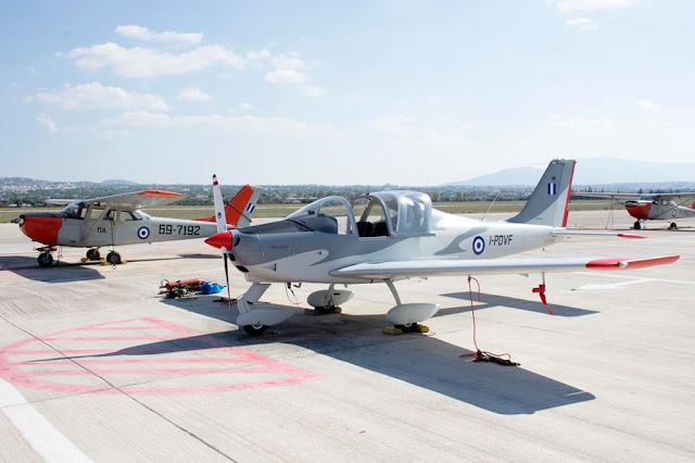Hellenic Air Force receives Tecnam aircraft
