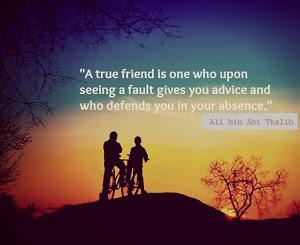 Kata Kata Islami Untuk Sahabat