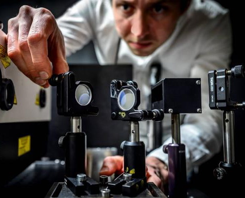 Tinuku Lund University developed camera speed five trillion per second