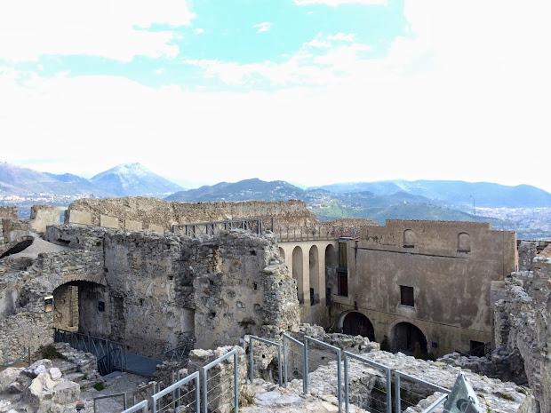 Party Vista Mare - Arechi Castle