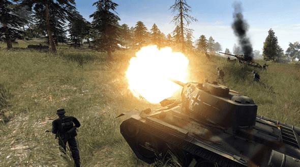 تحميل لعبة Men of War Assault Squad 2 برابط مباشر