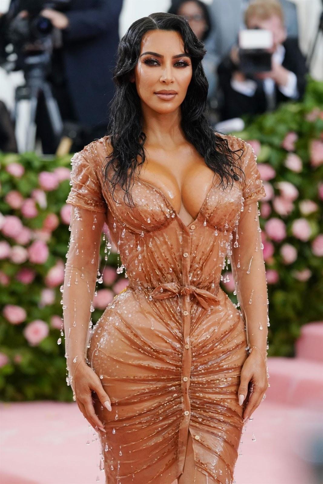 Kim Kardashian – 2019 Met Gala