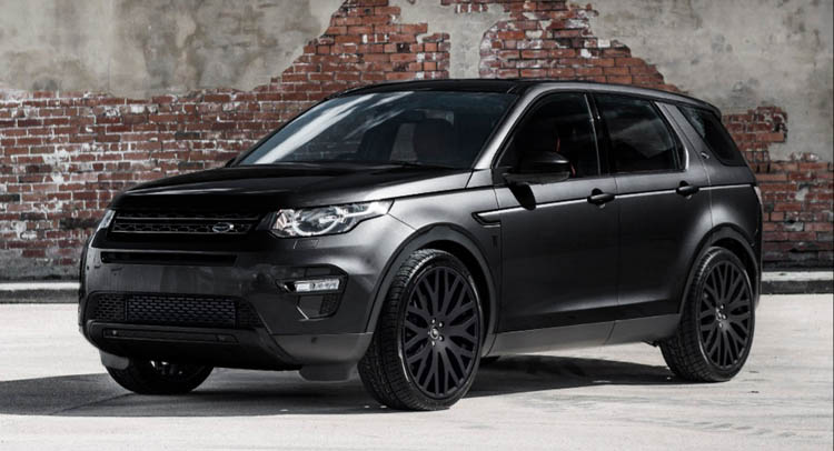 Project Kahn Gets To Work On New Land Rover Discovery Sport