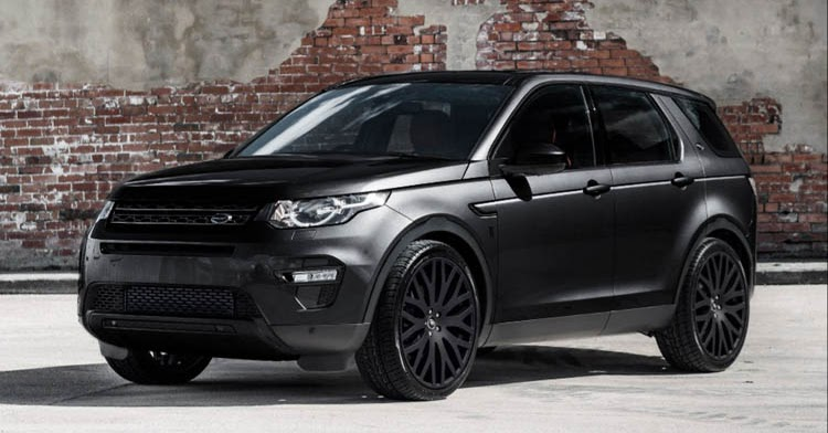 project kahn gets to work on new land rover discovery sport. Black Bedroom Furniture Sets. Home Design Ideas
