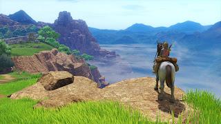 Dragon Quest XI Xbox One Wallpaper