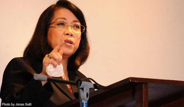 Former diplomat reveals tycoon funding Sereno's huge PR campaign