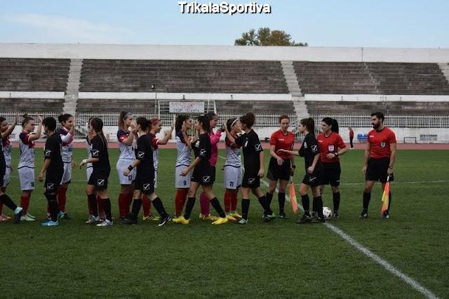 Γυναικείο ποδόσφαιρο: Ο Φείδωνας αντιμετωπίζει τα Τρίκαλα στο Κιβέρι