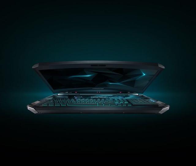 CES 2017: Acer Predator 21 X