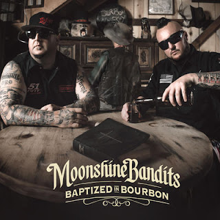 Moonshine Bandits - Baptized In Bourbon - Album Download, Itunes Cover, Official Cover, Album CD Cover Art, Tracklist