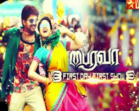 Watch Bairavaa First Day First Show 15-01-2017 Vijay TV 15th January 2017 Mattu Pongal Special Program Sirappu Nigalchigal Full Show Youtube HD Watch Online Free Download