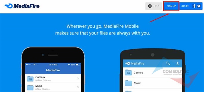 Cara Membuat Akun Upload di MediaFire
