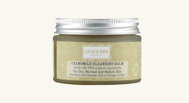 Review: Lulu & Boo Chamomile Cleansing Balm