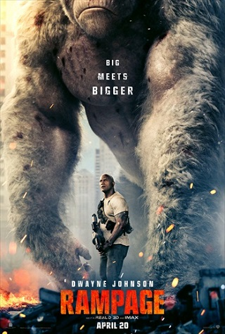 Rampage 2018 Dual Audio Hindi 300MB HDCAM 480p Full Movie Download Watch Online 9xmovies Filmywap Worldfree4u