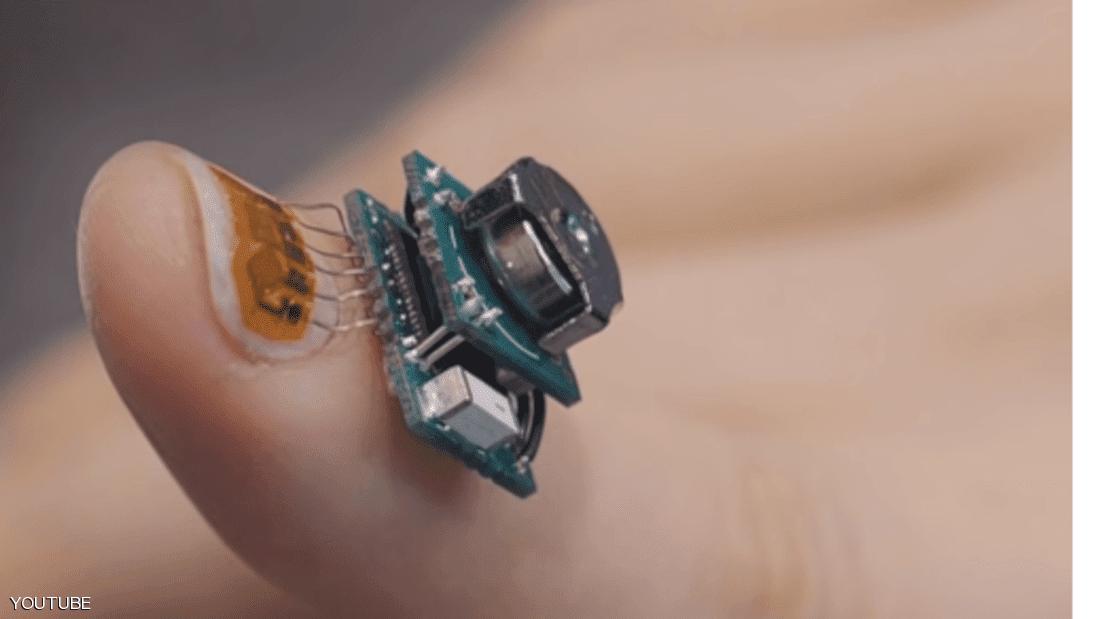 جهاز ذكي متناهي الصغر لتشخيص الامراض