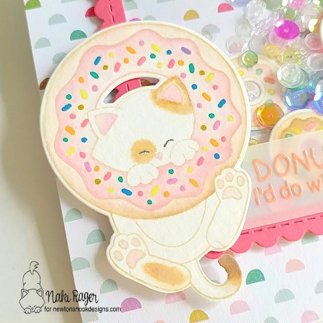 Newton's Nook Designs Newton's Donut Set - Naki Rager