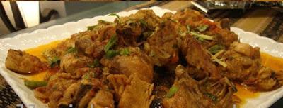 Easy To Cook Dhaka Chicken Karahi Recipe