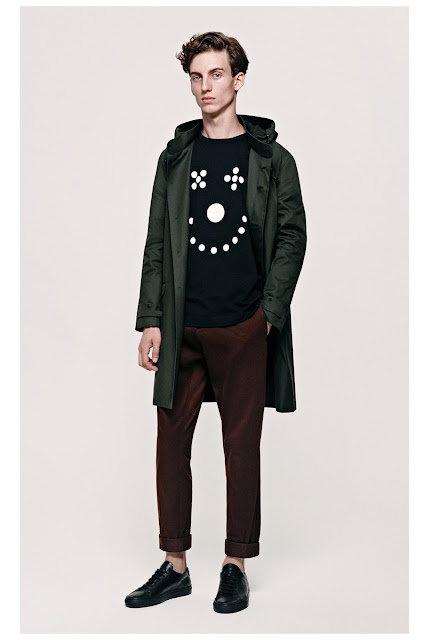 Jijibaba Parka, sweater and chinos