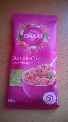 Quinoa-Cup Tomate-Kräuter.