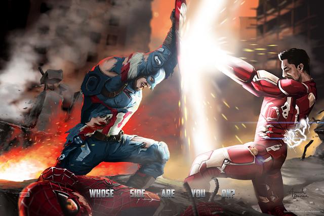 Hd images 1080p captain america civil war hd wallpapers - Avengers civil war wallpaper ...