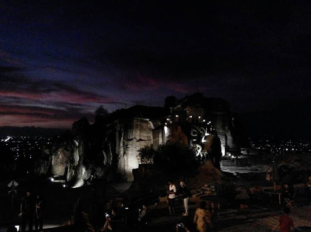 Tebing Breksi - What to Visit in Yogyakarta