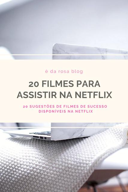 sucessos disponíveis na Netflix