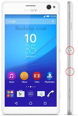 Ponsel berakal Sony selain dimanfaatkan sebagai sarana pendidikan Nih Cara Melakukan Screenshot di Sony Xperia C C3 C4 C5 C6