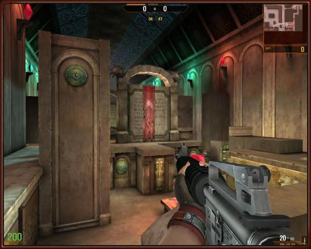 تحميل لعبة ولف تيم عربى برابط واحد Download Wolf Team
