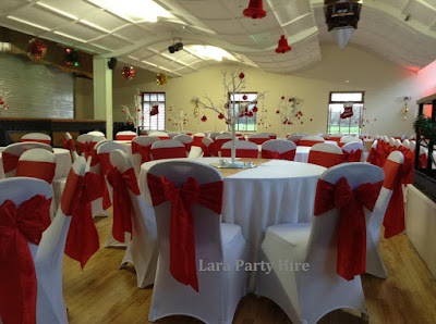 Christmas Chair Covers Ireland Diy For Baby Shower Lara Party Hire First Insurance Dinner Garda Phone 353894010911