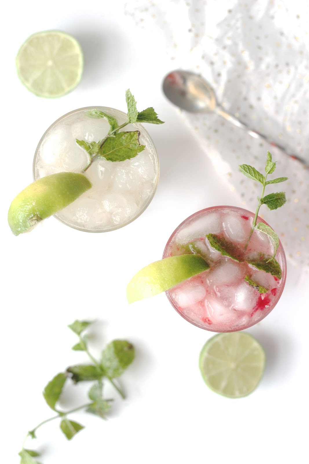 Summer Mojitos.