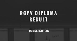 RGPV Polytechnic Exam Result