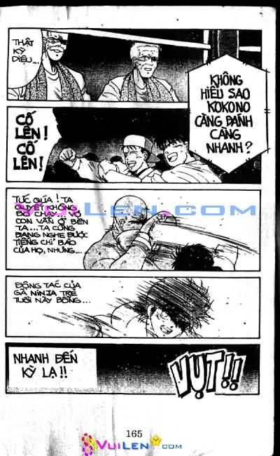 Shura No Mon  shura no mon vol 18 trang 166