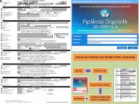 Aplikasi Formulir Pendaftaran PSB/PPDB Versi Dapodik