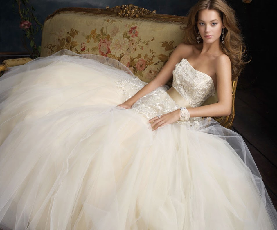 Used Wedding Gowns: 5 Dress Material Most Often Used For Wedding Dress