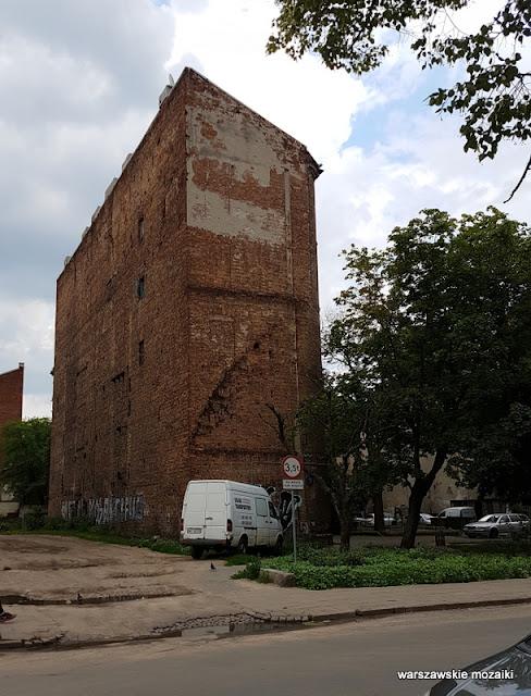 Warszawa Warsaw kamienica oficyna Praga Północ Jan Ciechomski architektura praskie klimaty