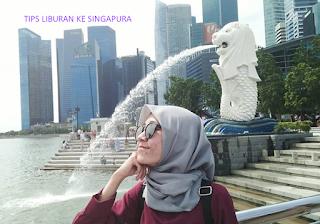 Tips Cerdas Liburan Hemat ke Singapura