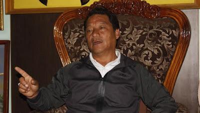 Bimal Gurung GJM President