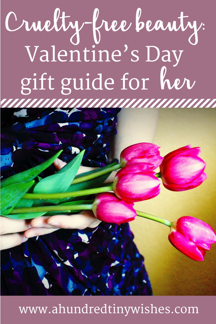 Cruelty Free Fashion Runways Cruelty Free Fashion: 10 Valentine's Day Gifts For HER