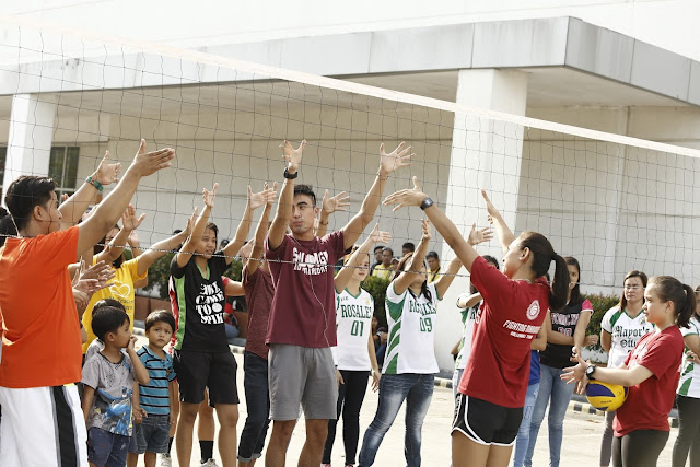 UP Maroons Volleyball Team