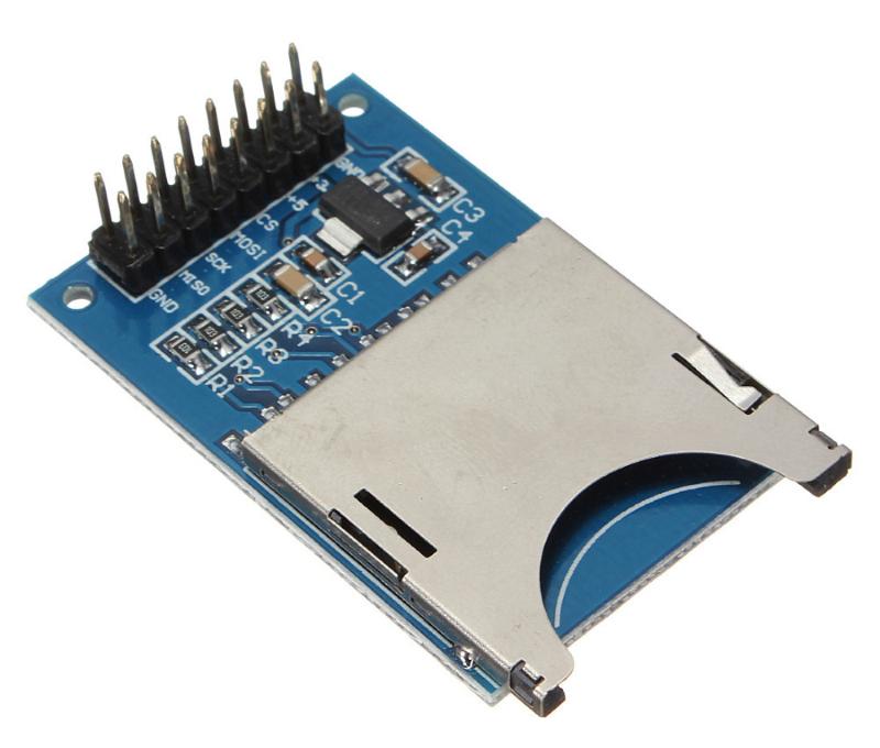 gravando dados no cartão SD Arduino