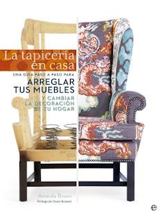 Libro La tapicería en casa