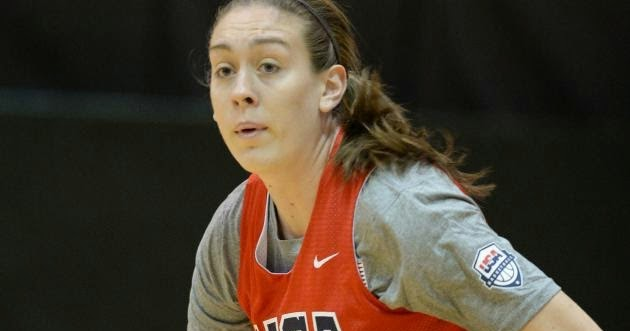 Breanna Stewart New Hot Pictures 2014 Its All About