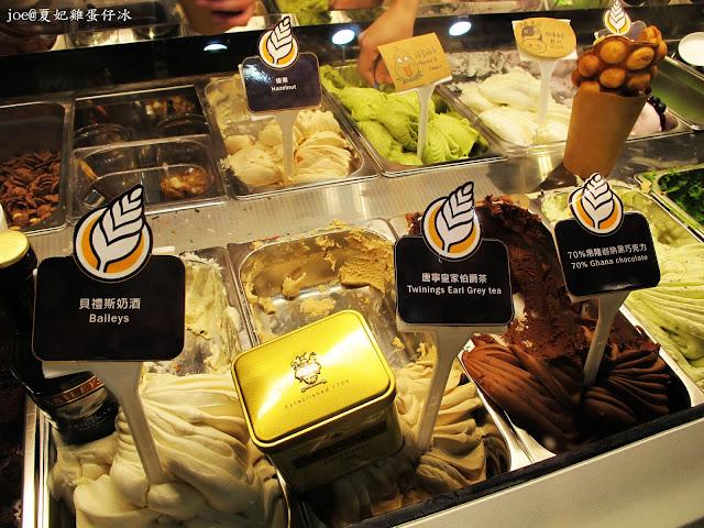 IMG 6534 - 【逢甲美食】夏妃 Sanza Fine 手工冰淇淋 加上 特製雞蛋仔 蹦出新滋味 !!! @雞蛋仔冰 @義大利手工冰淇淋 @手工冰淇淋