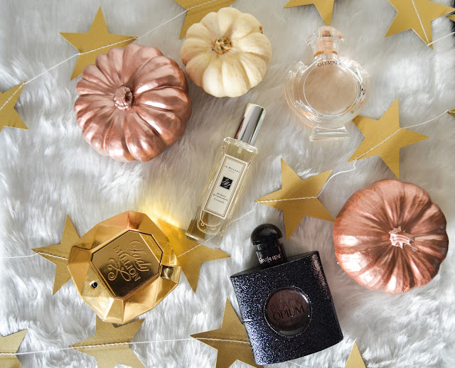 Warming Winter Fragrances - Jo Malone, YSL, Paco Rabanne