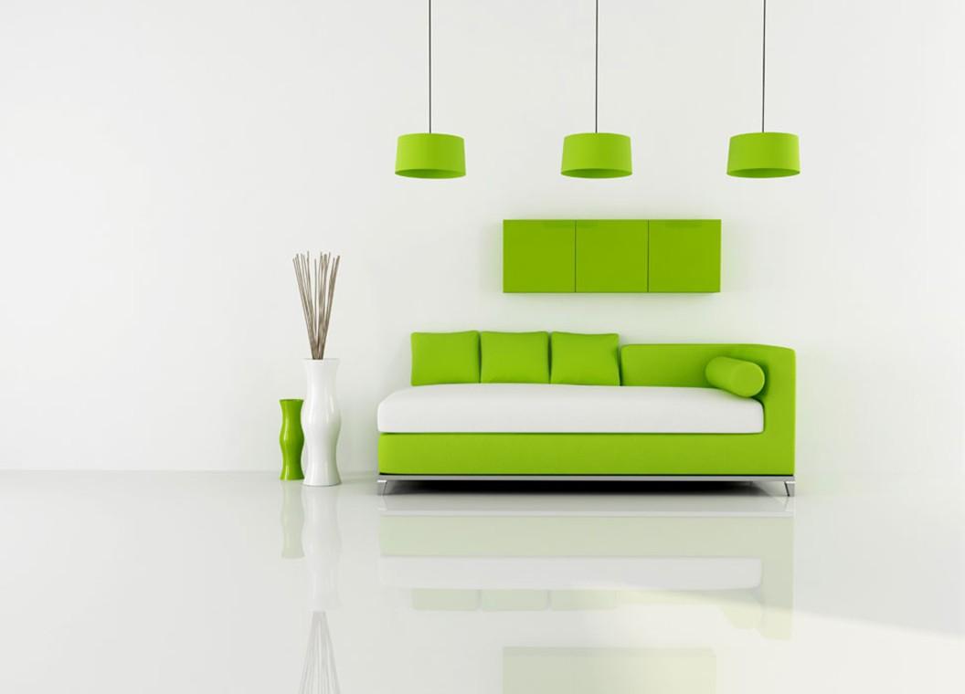 Home Priority: Applying Green Sofa Living Room Ideas Bracing Your ...
