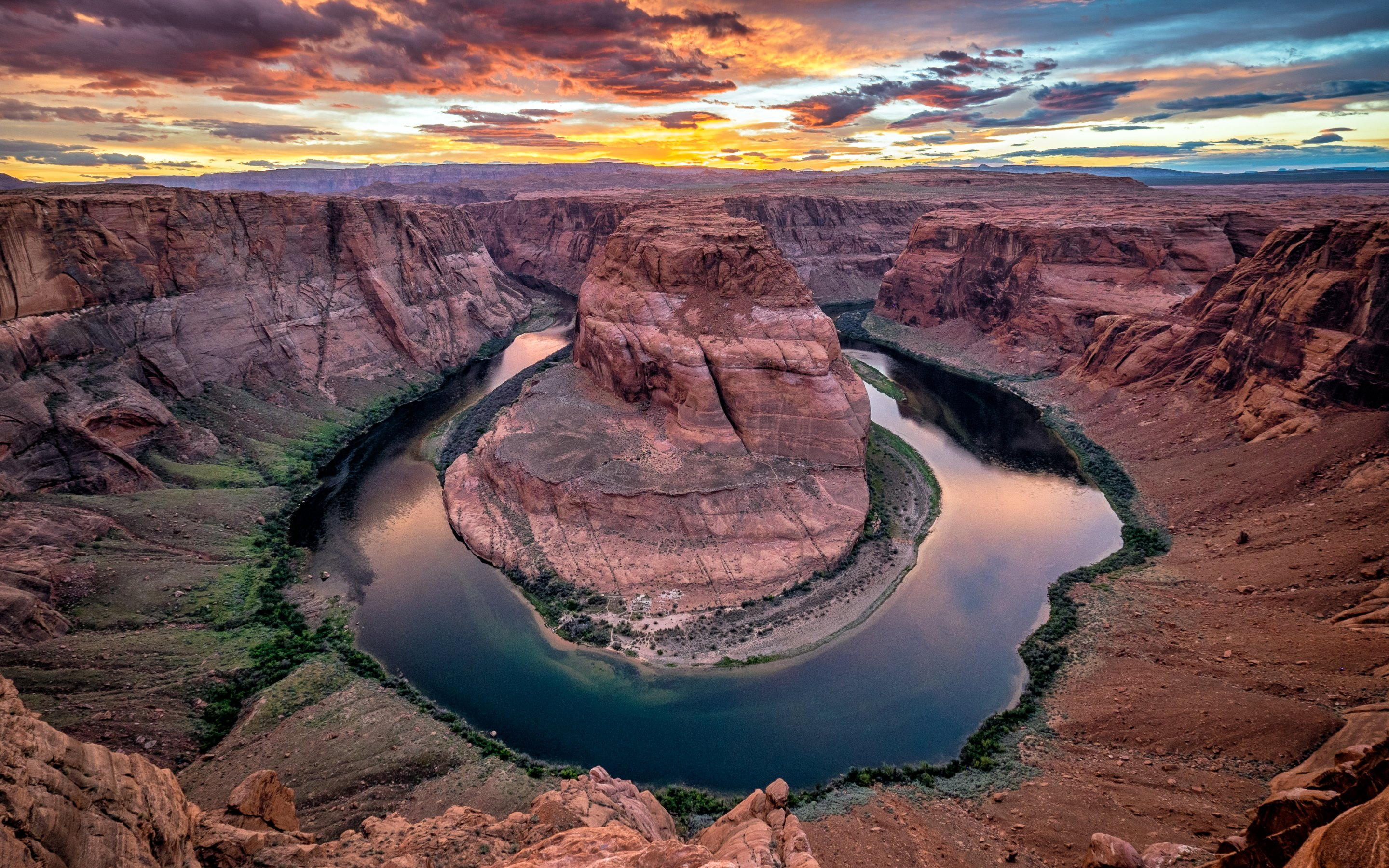Horseshoe bend hd - photo#5